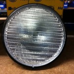 Work Light Reflctor